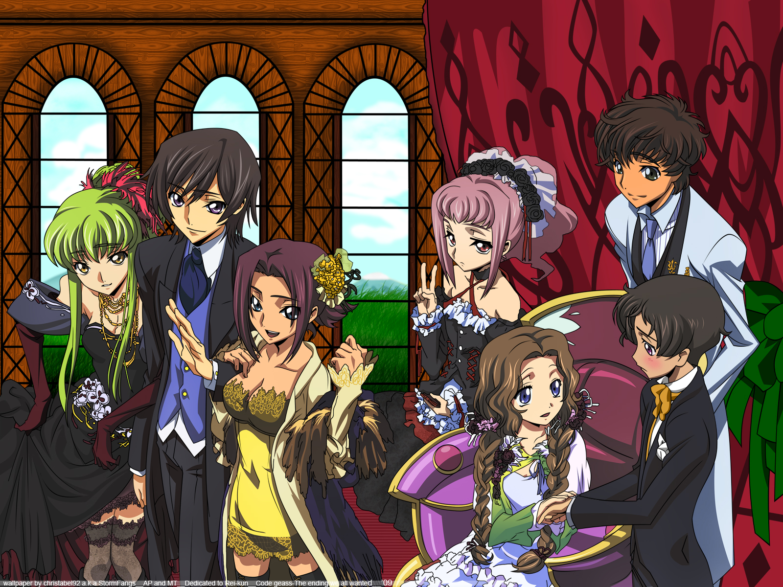 fanpopcomcode geass wallpaper code - photo #12