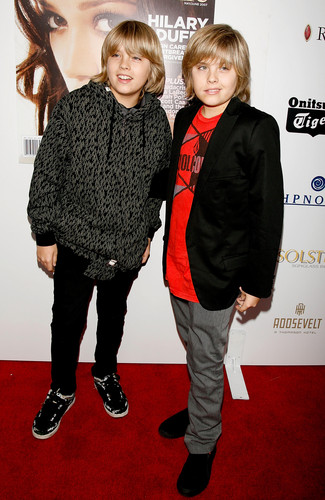 Cole & Dylan Sprouse @ The 2007 Hollywood Life Magazine's 9th Annual Young Hollywood Awards