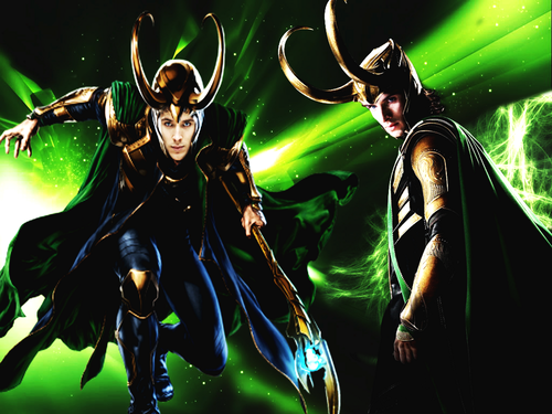 Colin 摩根 as Loki