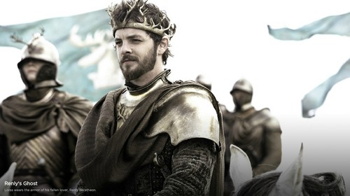 Renly's Ghost