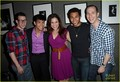 Corbin Bleu: Birdland with Telly Leung! - corbin-bleu photo