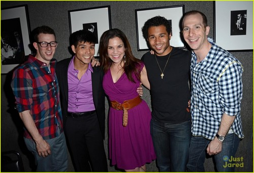 Corbin Bleu: Birdland with Telly Leung!