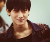 Tao photo containing a bearskin and a portrait entitled Cute Oppa