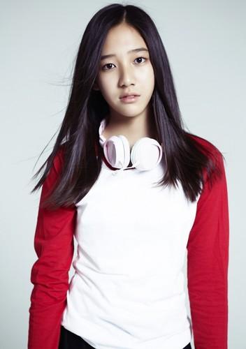 Dani T-ara's new member official pics