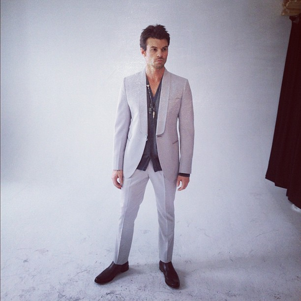 Daniel - Photoshoots 2012 - Behind the Scenes
