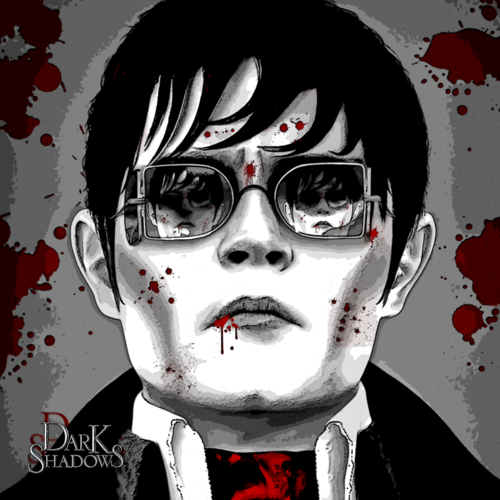 Dark shadows - Barnabas Collins - tim-burtons-dark-shadows Fan Art