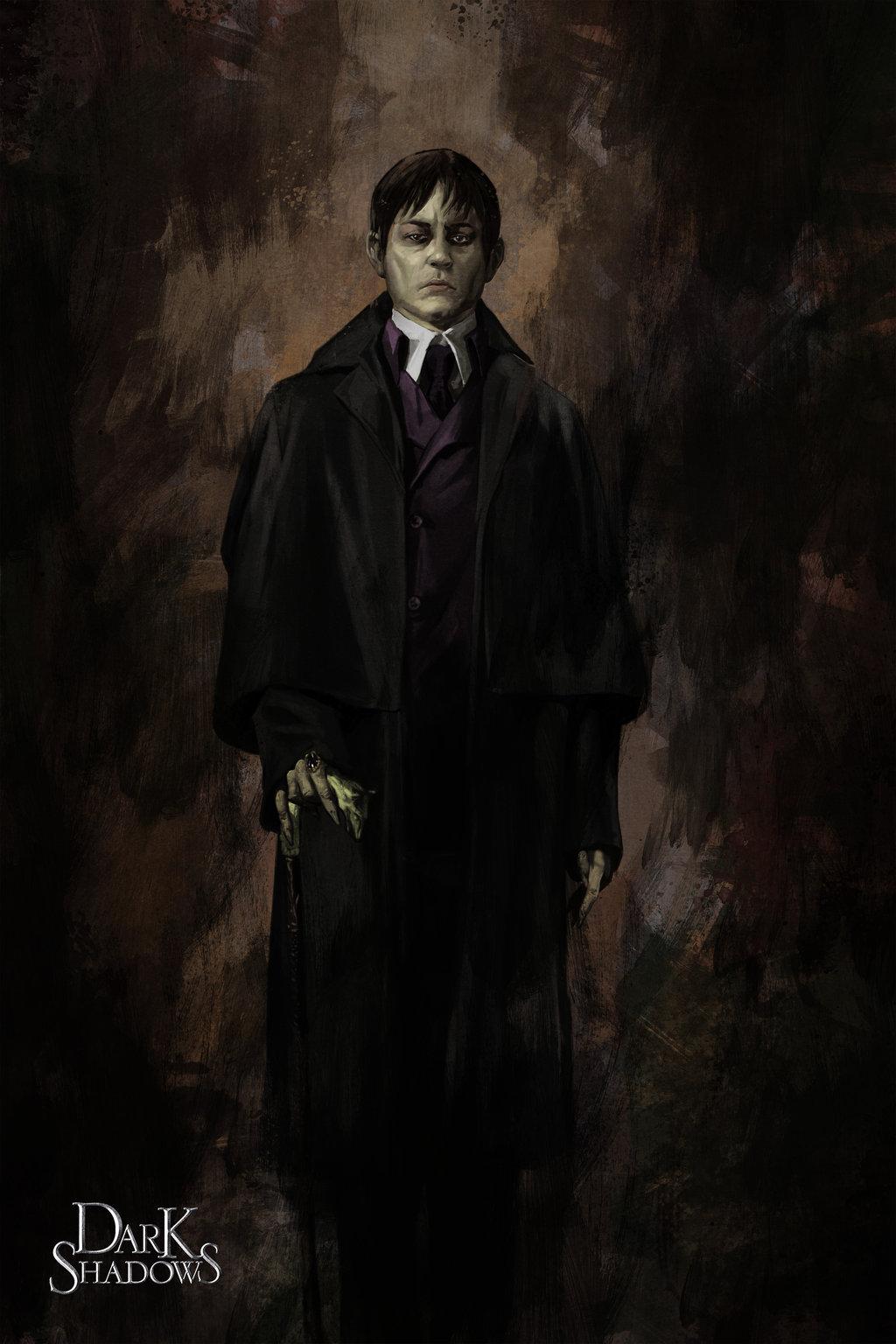 Dark shadows - Barnabas Collins