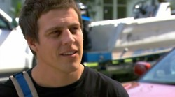 Daryl 'Brax' in Home and away doing different things