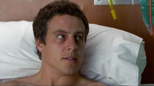 Daryl doing different things in Home and away