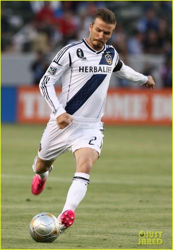 David Beckham: Samsung Soccer Commercial!