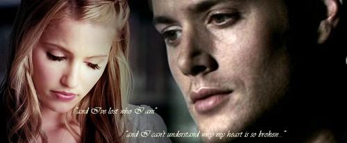Dean (SPN) and Quinn (glee)