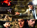 Dean and Castiel - dean-and-castiel wallpaper
