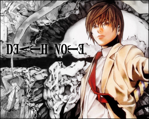 Death Note ^-^ - death-note Wallpaper