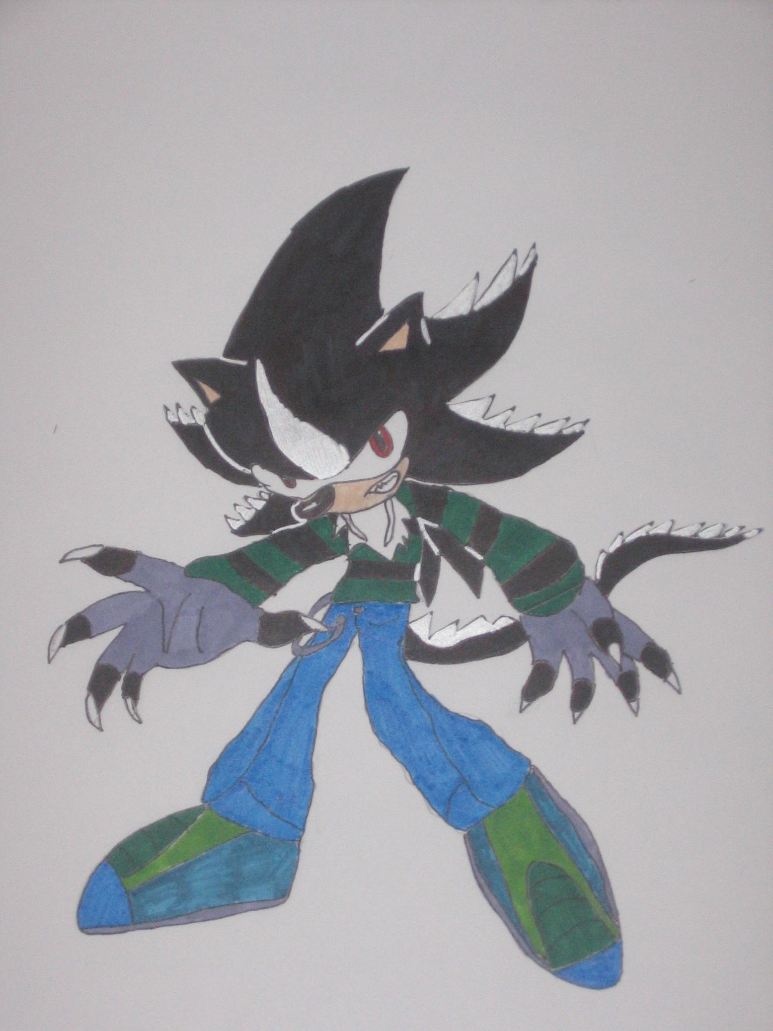 Denice's Monster Form