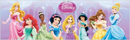 Disney Princess 2012