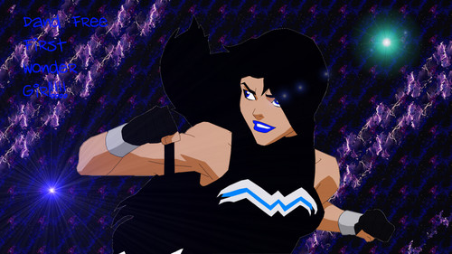 Young Justice wallpaper called Donna Troy YJI