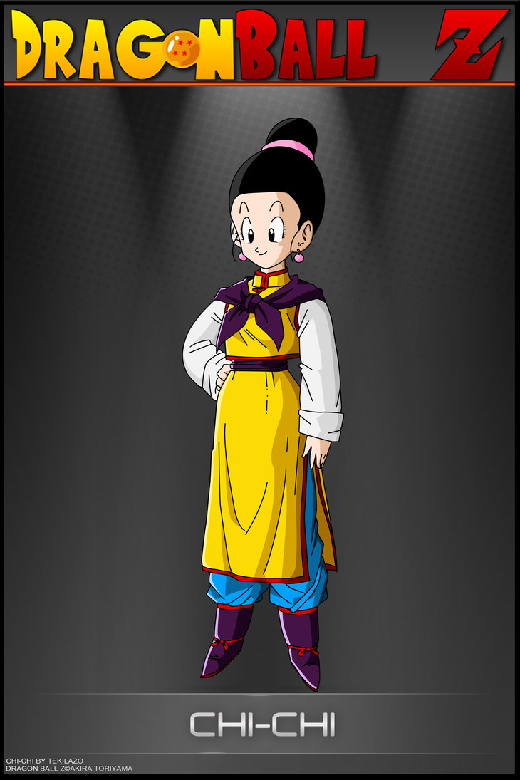 Chi Chi (Dragon Ball) Dragon_Ball_Z___Chi_Chi