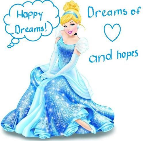 Dreams of Sinderella