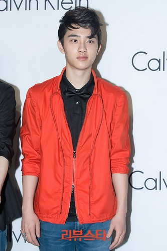 EXO-K @ Calvin Klein Multi-Brand Event