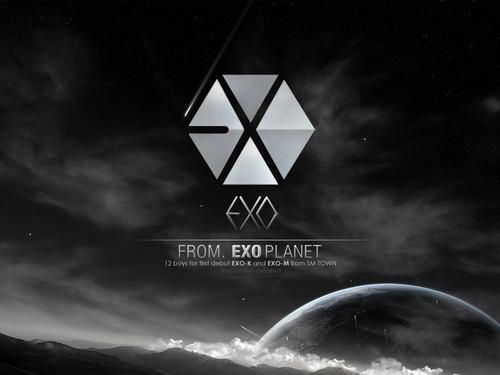 EXO-K wallpaper entitled EXO