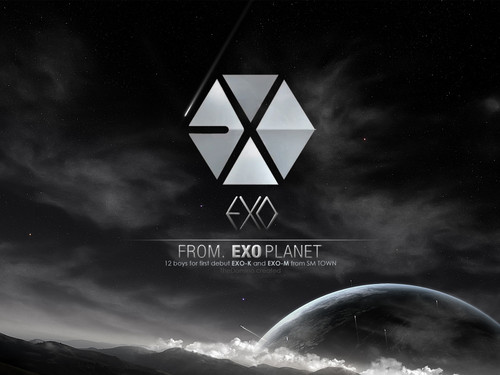 EXO-K wallpaper called EXO