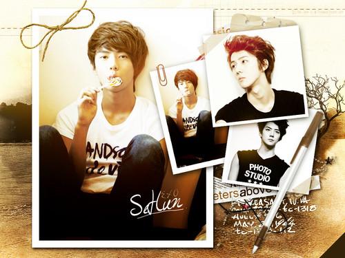 EXO-K wallpaper titled EXO