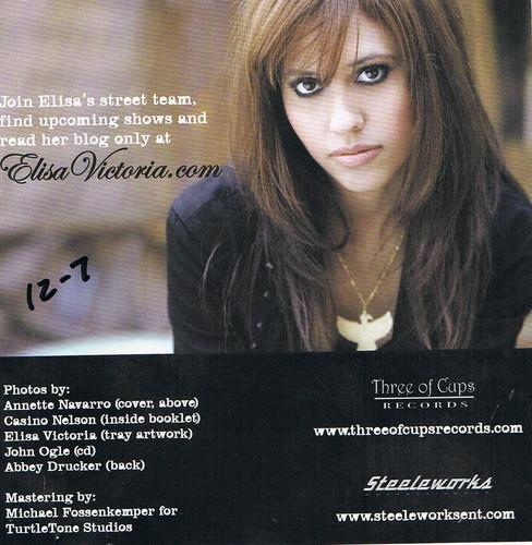 Elisa Victoria- Album