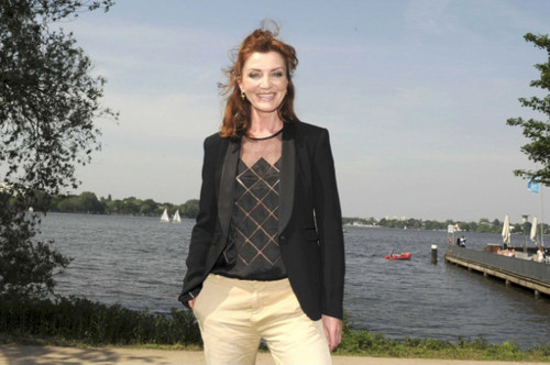 Michelle Fairley- Sky Atlantic HD Launchparty - Photocall