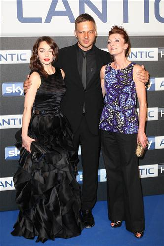 Emilia clarke, Tom Wlaschiha & Michelle Fairley @ Sky Atlantic HD Launchparty In Hamburg