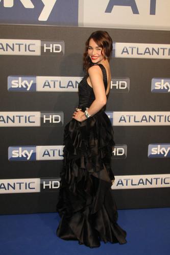 Emilia clarke @ Sky Atlantic HD Launchparty