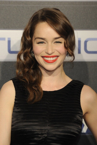 Emilia clarke @ Sky Atlantic HD Launchparty