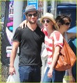 Emily VanCamp &amp; Joshua Bowman: Kissy Couple - emily-vancamp photo