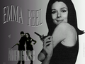 Emma Peel of The Avengers - diana-rigg wallpaper
