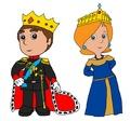 Emperor Manny and Empress Kelly - handy-manny fan art