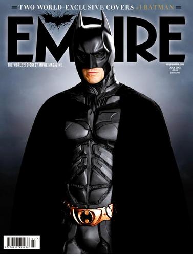 Empire Magazine Future Cover