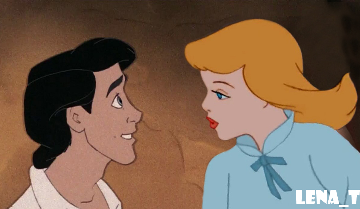 Eric and Cinderella