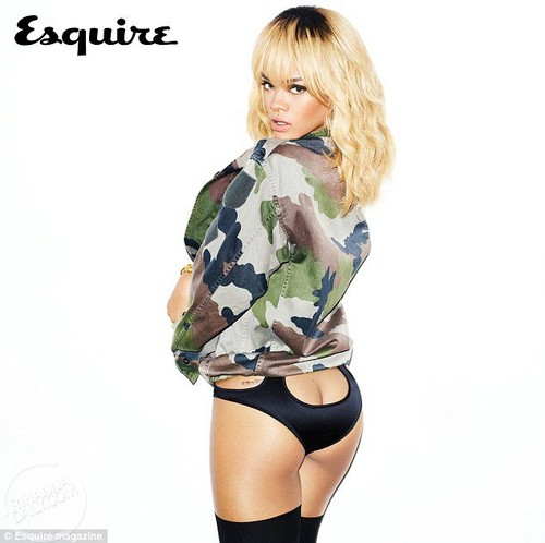 Esquire UK Magazine [July 2012]