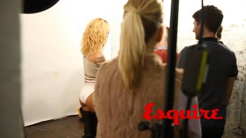 Esquire UK Magazine [July 2012]