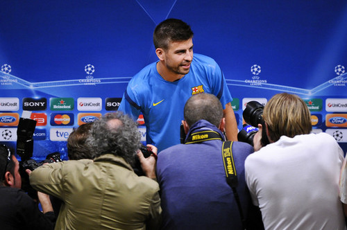 FC Barcelona Press Conference