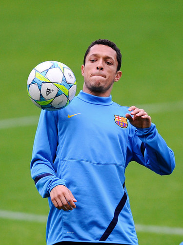 FC Barcelona Training Session - fc-barcelona Photo