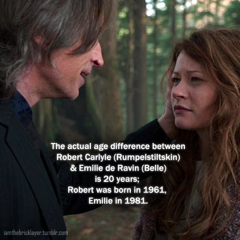 Fact! True amor knows not about time and ages!