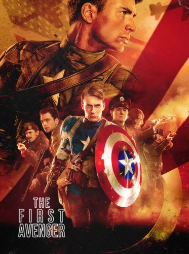 Favourite Marvel!verse Фильмы » Captain America: The First Avenger (2011)