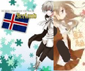 IcelandxGreenland - hetalia-rp-roleplay photo