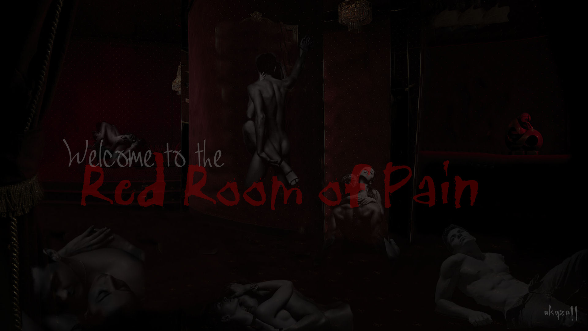 Fifty Shades Red Room of Pain - Welcome