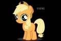 Filly Applejack - applejack photo