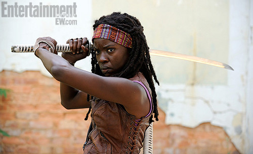 First Look - Michonne