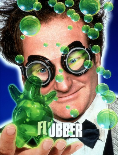 robin williams wallpaper titled Flubber