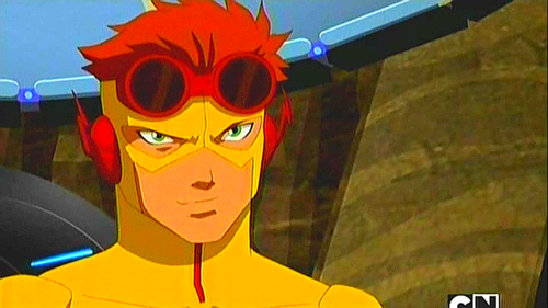 Young Justice Hintergrund called For Mclovin_69