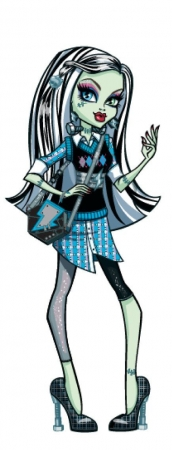 Frankie - monster-high Photo