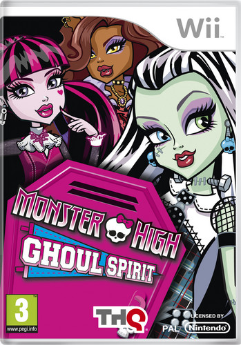 vrienden Monster High